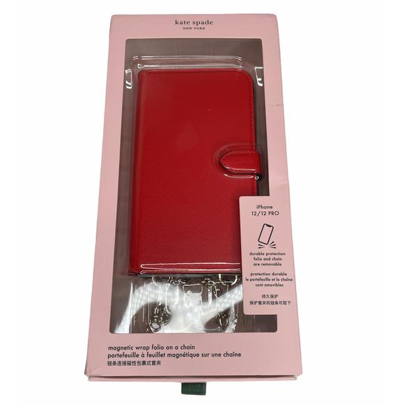 Kate Spade Iphone 12 / 12 PRO Case / crossbody bag